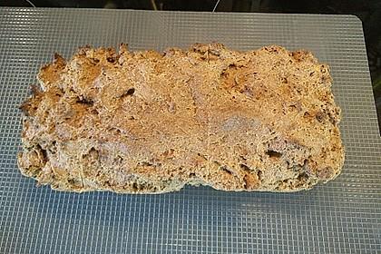 Glutenfreies Low-carb Brot ohne Milcheiweiß