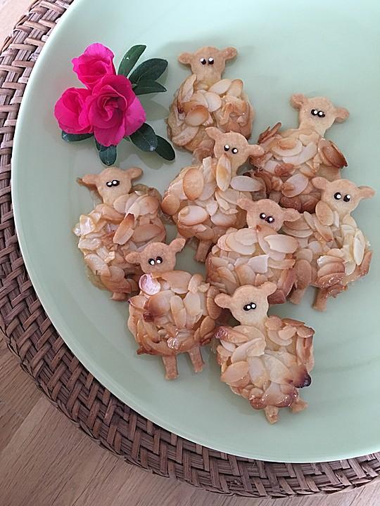 rezept kekse zum ausstechen ostern hausrezepte von beliebten kuchen. Black Bedroom Furniture Sets. Home Design Ideas