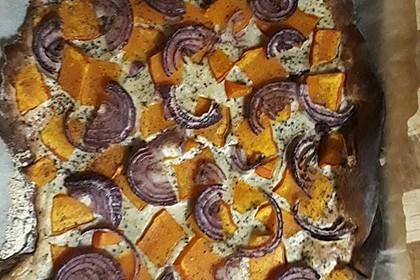 Zwiebel-Kürbis-Kuchen 10