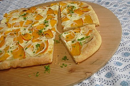 Zwiebel-Kürbis-Kuchen 1