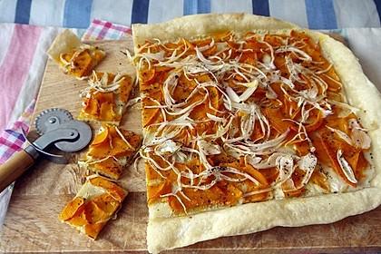 Zwiebel-Kürbis-Kuchen 3