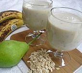 Birnen-Bananen-Smoothie (Bild)