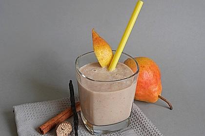 Birnen-Bananen-Smoothie 1