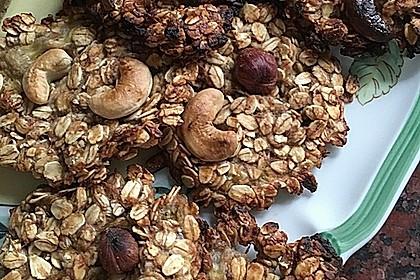 Hafer-Bananen-Cookies 1