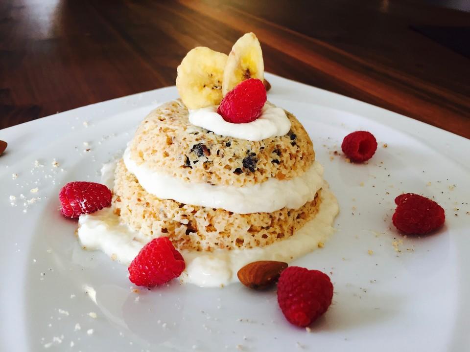 mugcake proteinpulver