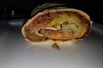Low-Carb Big Mac Rolle 88