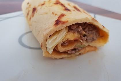 Low-Carb Big Mac Rolle 86