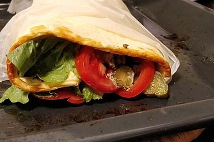 Low-Carb Big Mac Rolle 91