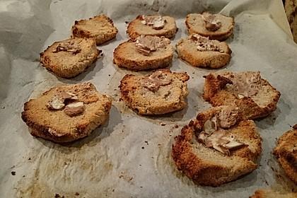 Cookies mit nur zwei Zutaten 8