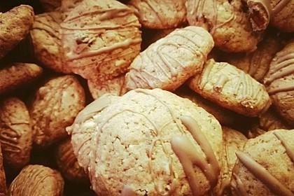 Cookies mit nur zwei Zutaten 3