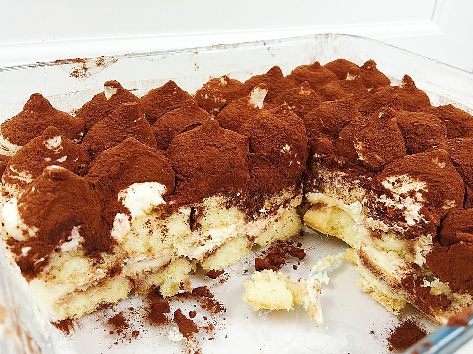 Kuchen ohne ei mit himbeeren