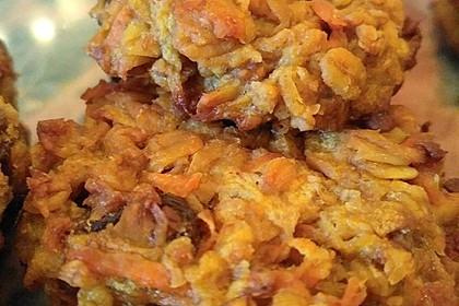 Gesunde Karotten-Apfel-Cookies 2