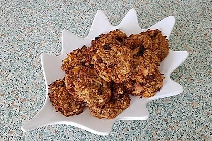 Gesunde Karotten-Apfel-Cookies 7