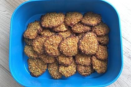 Gesunde Karotten-Apfel-Cookies 3