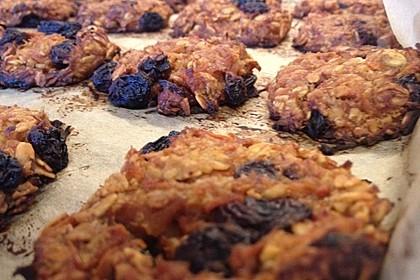 Gesunde Karotten-Apfel-Cookies 5