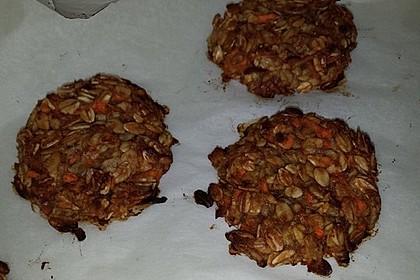 Gesunde Karotten-Apfel-Cookies 1
