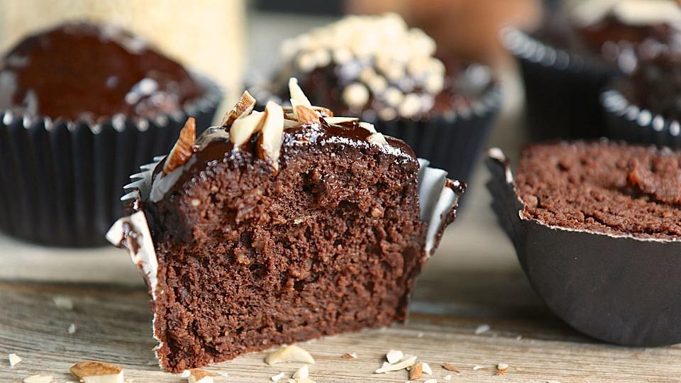 rezepte schoko muffins mit ol gesundes essen und rezepte foto blog. Black Bedroom Furniture Sets. Home Design Ideas