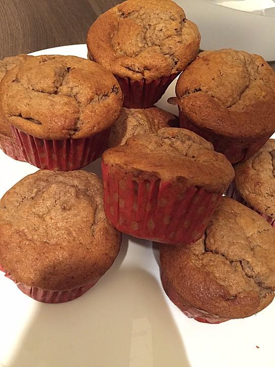 vollkorn bananen schoko muffins rezepte suchen. Black Bedroom Furniture Sets. Home Design Ideas