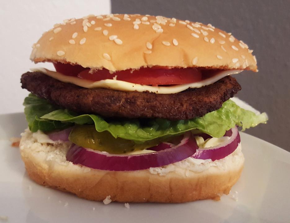 lockere burger patties rezept mit bild von mandymaus8. Black Bedroom Furniture Sets. Home Design Ideas