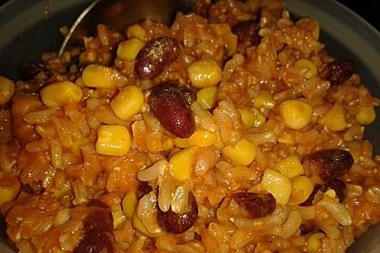 Reis-Mais-Bohnen-Salat 1