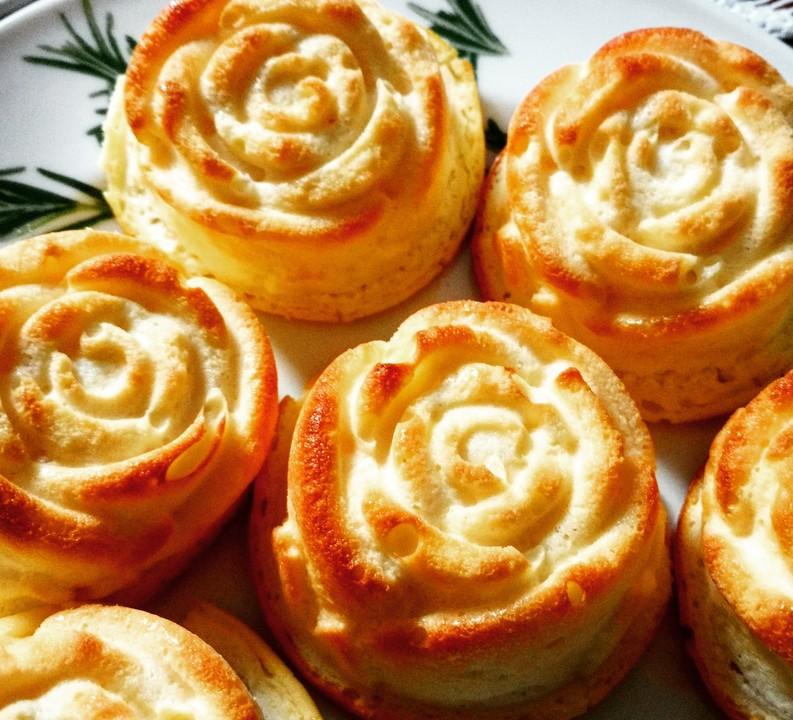 Fettarmer protein kuchen