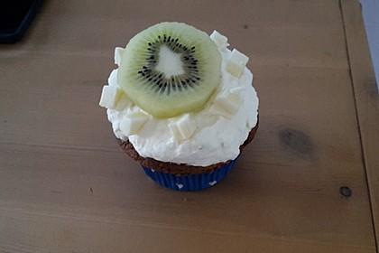 Kiwi-Lemon-Cupcakes