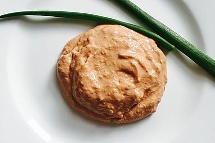 Leichte Tomaten-Quark-Creme
