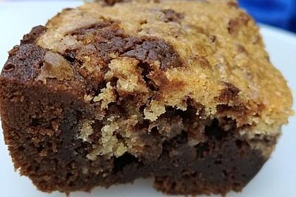 Brookies - Brownies mit knuspriger Cookie-Kruste 2