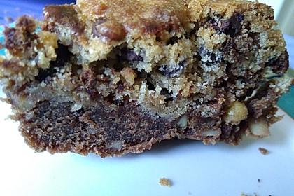 Brookies - Brownies mit knuspriger Cookie-Kruste 21