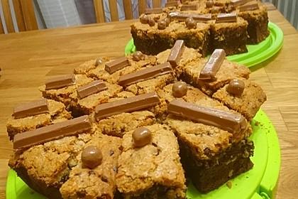 Brookies - Brownies mit knuspriger Cookie-Kruste 13