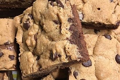 Brookies - Brownies mit knuspriger Cookie-Kruste 23