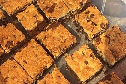 Brookies - Brownies mit knuspriger Cookie-Kruste 15