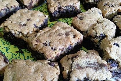 Brookies - Brownies mit knuspriger Cookie-Kruste 11