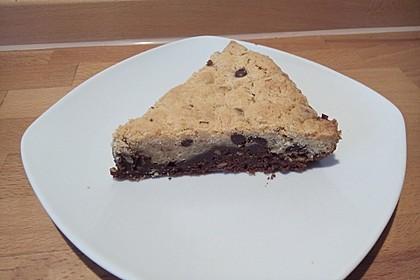 Brookies - Brownies mit knuspriger Cookie-Kruste 16