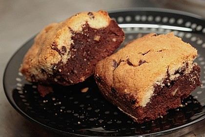 Brookies - Brownies mit knuspriger Cookie-Kruste 7