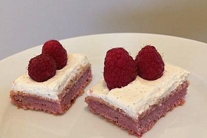 Erdbeer-Blechkuchen mit Cream Cheese Frosting 5