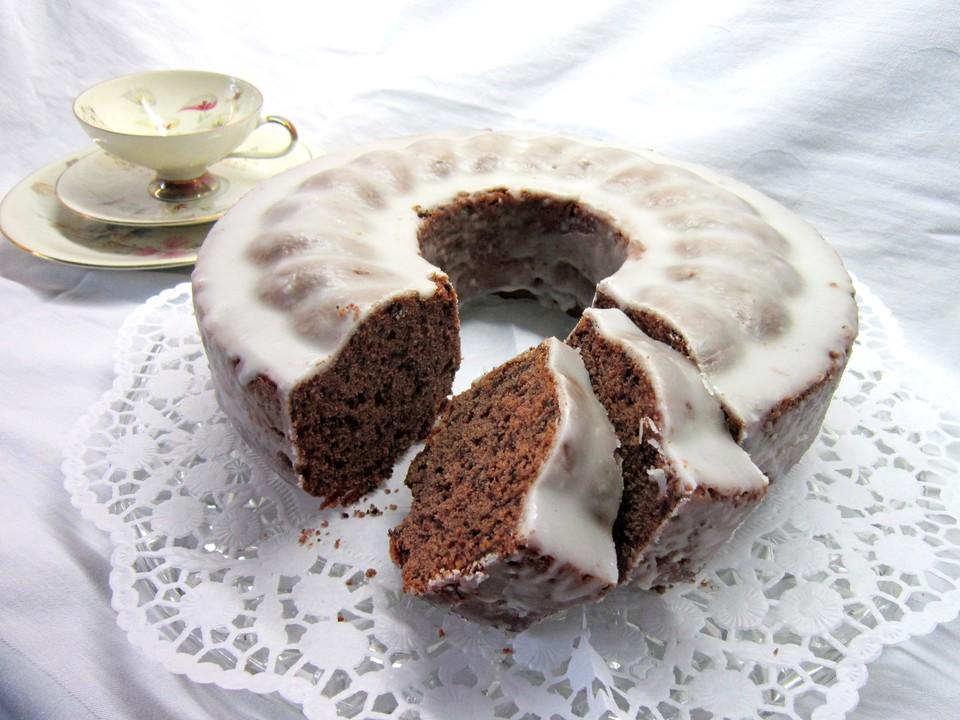 Kuchen Mit Weißer Schokolade Glasur ~ Alle guten Ideen ...