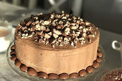 Schoko-Bons-Torte 1
