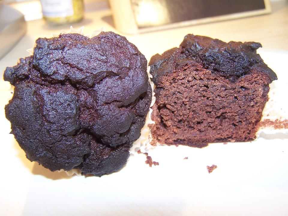 schokolade bananen muffins mit kidneybohnen rezept mit bild. Black Bedroom Furniture Sets. Home Design Ideas