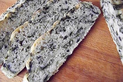Pane casalingo alle olive