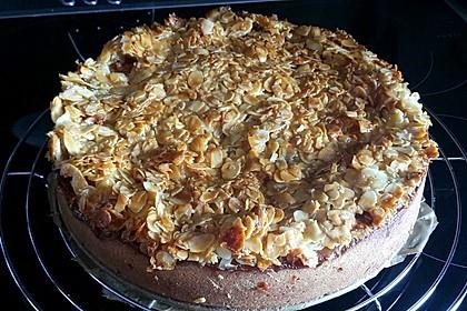 Apfel-Bienenstich-Kuchen 1
