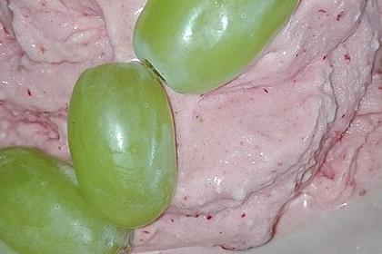 Erdbeer-Bananen-Eis