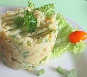 Grüne-Paprika-Kartoffelpüree