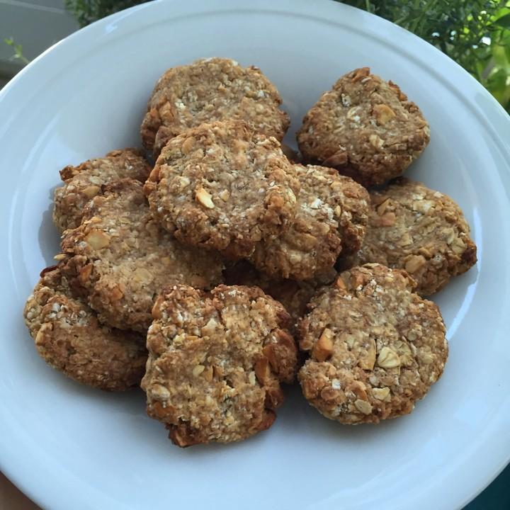 gesunde kekse zum abnehmen