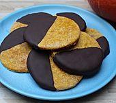 Vegane Hokkaido-Kürbis-Kekse