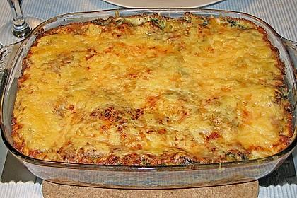 Spinat - Lasagne 1