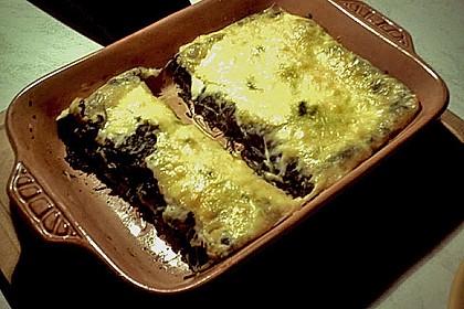 Spinat - Lasagne 3