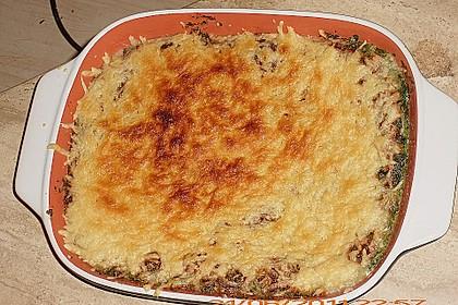 Spinat - Lasagne 2