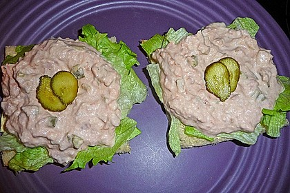 Thunfisch - Sandwiches 1