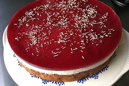 Schneewittchen - Quark - Torte 6